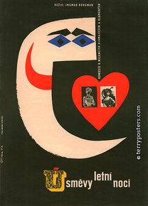Plakát: Úsměvy letní noci
