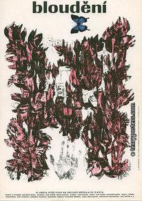 Film poster: Bloudění