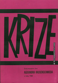 Film poster: Krize