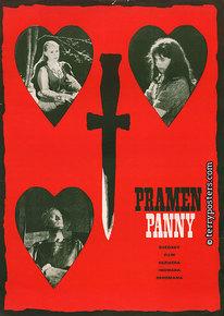 Plakát: Pramen panny