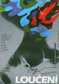 Plakát: Loučení