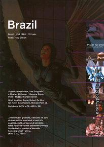 Plakát: Brazil