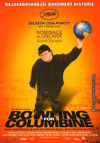 Film poster: Bowling for Columbine