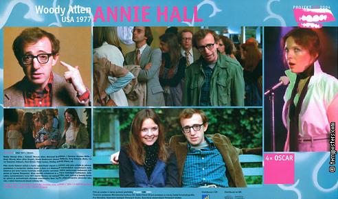Plakát: Annie Hall