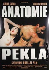 Film poster: Anatomie pekla