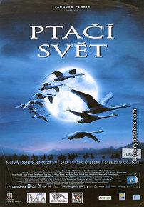 Film poster: Ptačí svět