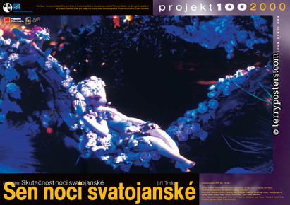 Film poster: A Midsummer Night's Dream