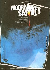 Film poster: Blue Velvet