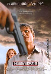 Film poster: Dějiny násilí