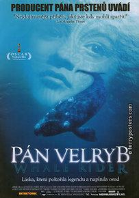 Film poster: Pán velryb