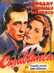 Plakát: Casablanca 01