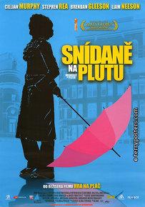 Film poster: Snídaně na Plutu