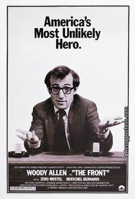 Film poster: Woody Allen