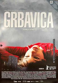 Film poster: Grbavica