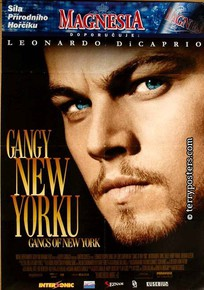 Film poster: Gangy New Yorku