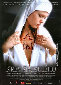 Film poster: Krev zmizelého