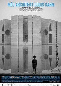 Plakát: Můj architekt Louis Kahn