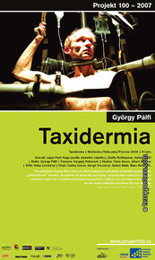 Film poster: Taxidermia 1