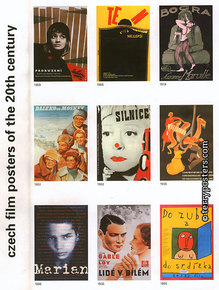Book: Czech Film Posters of the 20th century (in english)