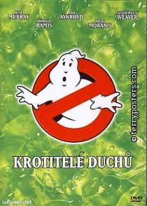 DVD: Krotitelé duchů
