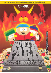 DVD: South Park: Peklo na Zemi