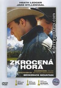 DVD: Zkrocená hora