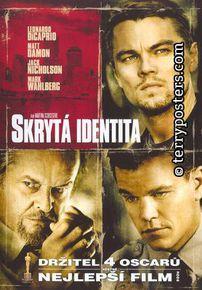DVD: Skrytá identita
