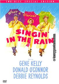 DVD: Zpívání v dešti