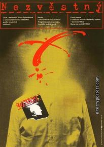 Plakát: Nezvěstný