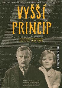 Film poster: Vyšší princip