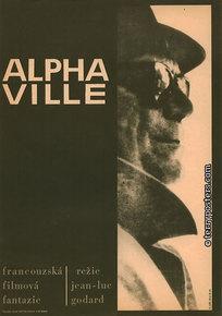 Plakát: Alphaville