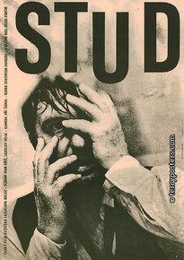 Film poster: Shame
