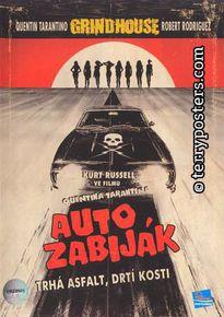 DVD: Auto zabiják