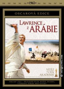 DVD: Lawrence z Arábie