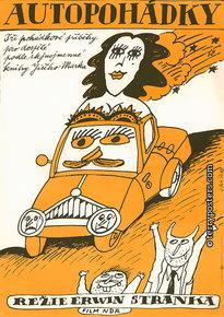 Plakát: Autopohádky