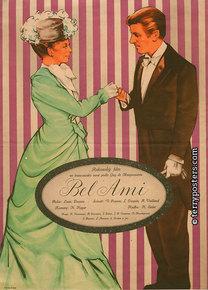 Film poster: Bel Ami
