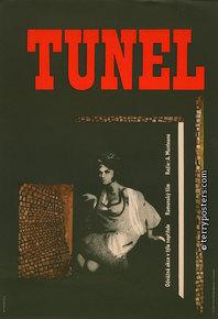 Plakát: Tunel