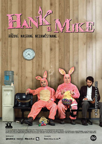 Film poster: Hank a Mike