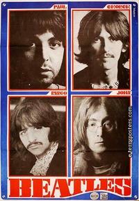 Film poster: Beatles