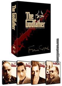 DVD: Kmotr - kompletní kolekce