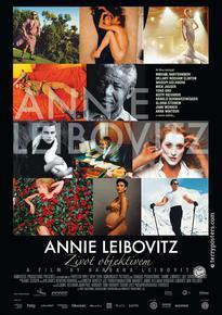 Film poster: Annie Leibovitz: Život objektivem