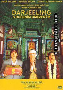 DVD: Darjeeling s ručením omezeným