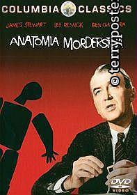 DVD: Anatomie vraždy