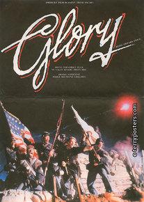 Film poster: Glory