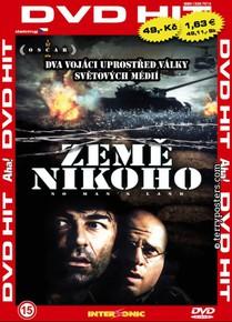 DVD: Země nikoho - papírový obal