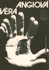 Film poster: Angi Vera
