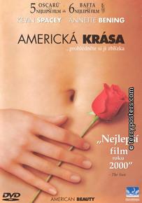 DVD: Americká krása