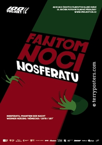 Plakát: Nosferatu - fantom noci