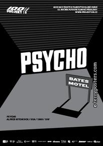 Plakát: Psycho 2