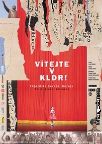 Film poster: Vítejte v KLDR